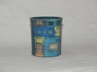 cup, modernist